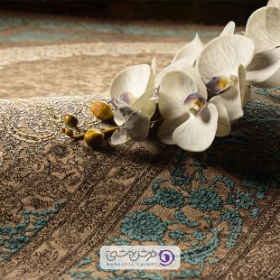فرشهای کلاسیک و درخشان فرش بهشتی