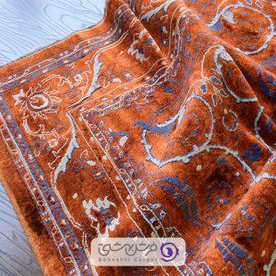 هنر اصیل ایرانی-فرش بهشتی