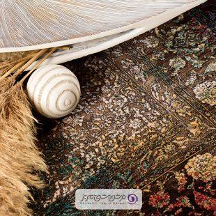 فرش کلاسیک بهشتی 30