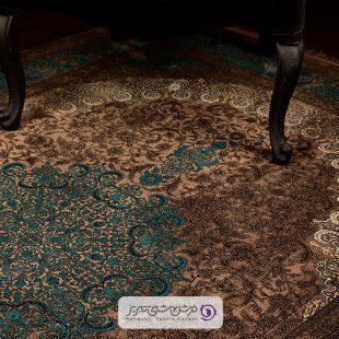 فرش کلاسیک بهشتی 33