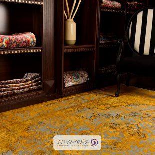 فرش دستباف بهشتی 37