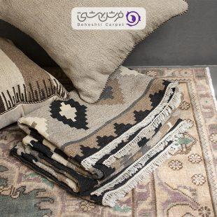 فرش بهشتی-کلکسیون دستباف