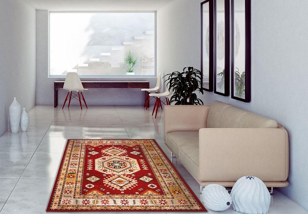 بهترین دکوراسیون مدرن با فرش