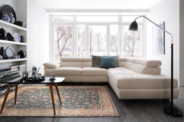 انتخاب فرش مناسب با مبل در دکوراسیون منزل