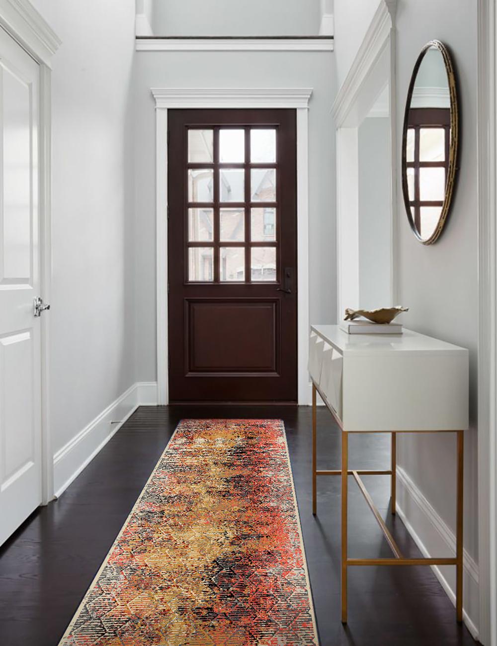 سایز مناسب فرش برای راهرو-فرش بهشتی
