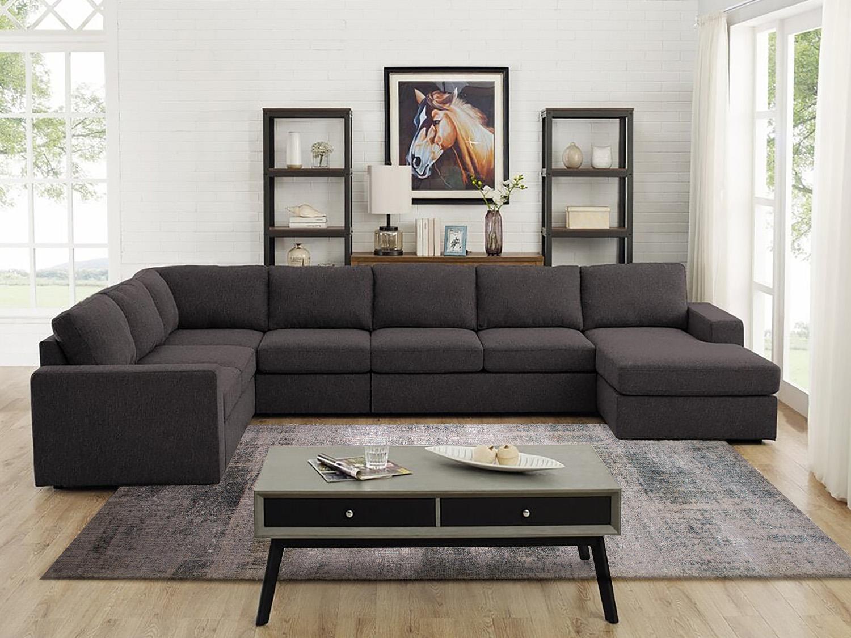 انتخاب سایز درست فرش در نشیمنهای بلند و باریک-فرش بهشتی