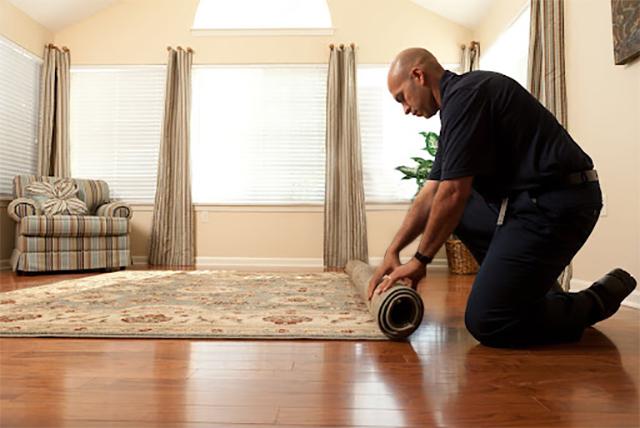 فرش را چگونه پهن کنیم؟