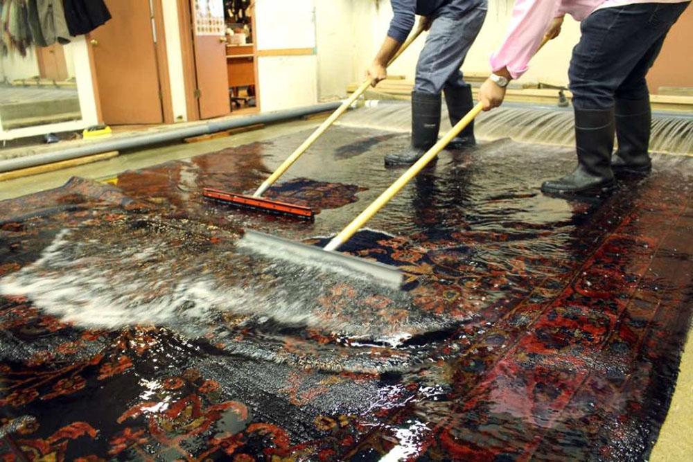 شستن فرش دستباف سخته-فرش بهشتی